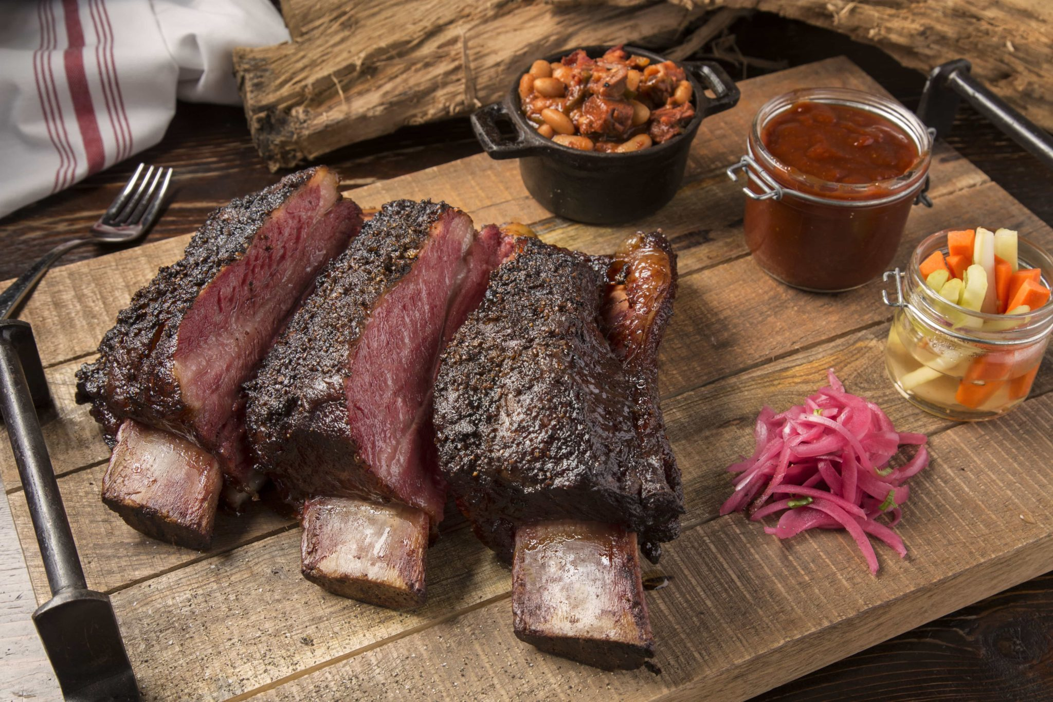 The Smoking Hot Kosher Barbecue Restaurant